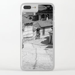 Architecture 2.4 Clear iPhone Case