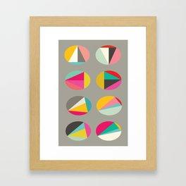 Irregular axiom Framed Art Print