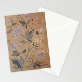 Rose bianche Stationery Cards