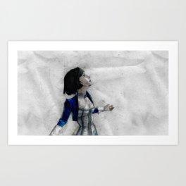 BioShock 5 Art Print