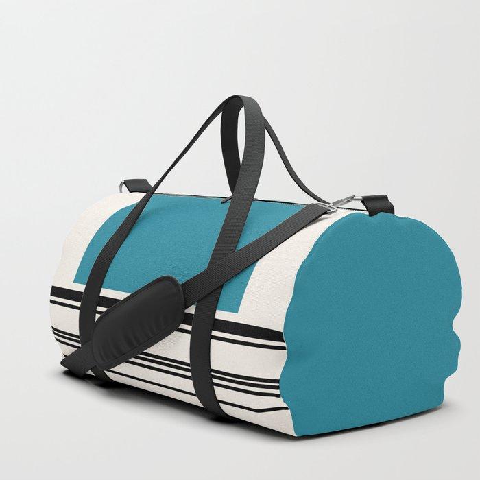 Code Teal Duffle Bag