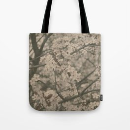 Pastel Flowers Tote Bag