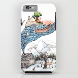 Invincible Summer iPhone Case