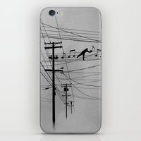 High Notes iPhone & iPod Skin