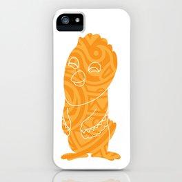 Tiki Bird iPhone Case