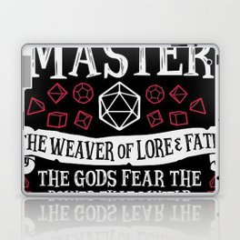 Dungeon Master Laptop & iPad Skin