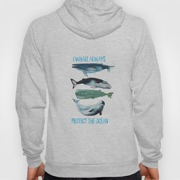 whales alwhales Hoody