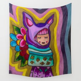 Is gonna be cold... Wall Tapestry