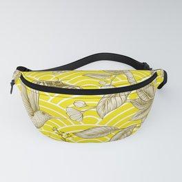 Lemons Pattern (yellow) Fanny Pack