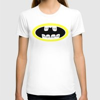 comic book T-shirts featuring Braces/ Comic book by Aztec Pineapple