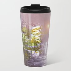 Sunset in the City Metal Travel Mug