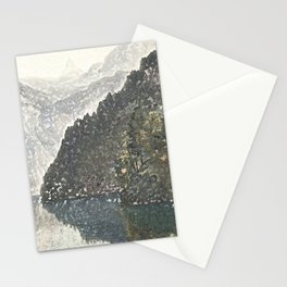 To the loch Stationery Cards