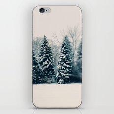 Winter & Woods iPhone & iPod Skin