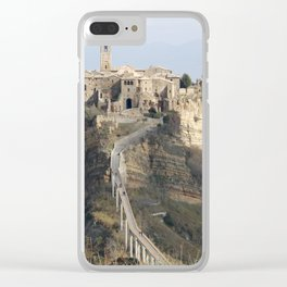 Expiring City Clear iPhone Case