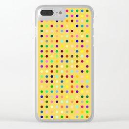 Bebazepril Clear iPhone Case