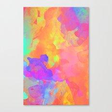 Just Paint Canvas Print