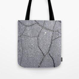 Texture #4 Concrete Tote Bag