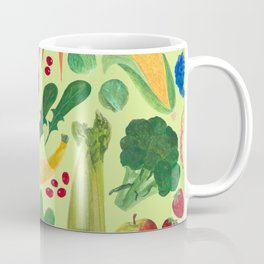 Fruits and Veggies Coffee Mug
