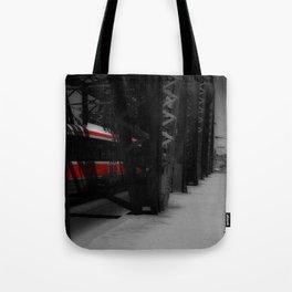 Red Rocket 2 Tote Bag