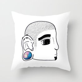 Stretch Life #6 Throw Pillow