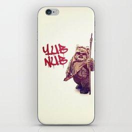 Yub Nub iPhone Skin