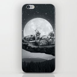 Echoes of a Lullaby iPhone Skin