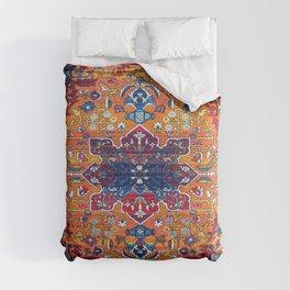 N86 - Vintage Boho Berber Moroccan Handmade Style Design. Comforters