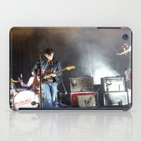 arctic monkeys iPad Cases featuring Arctic Monkeys in Williamsburg, New York by The Electric Blve / YenHsiang Liang