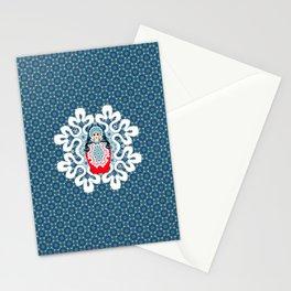 Little Matryoshka Stationery Cards