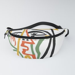 Picasso - Woman's head #1 Fanny Pack