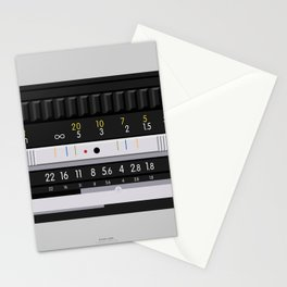 Nikon 50mm Stationery Cards