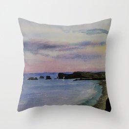 By Gerlinde Streit Throw Pillow