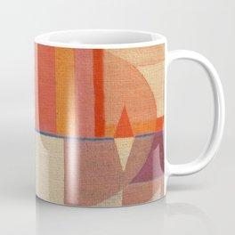 Sailing in Splendid Sunrise Coffee Mug