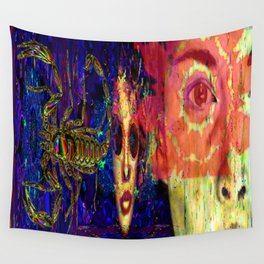 The Moment of Decision Wall Tapestry