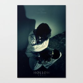 Hollow 2013 poster #1 Canvas Print