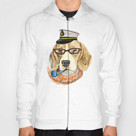 Mr.Beagle Hoody