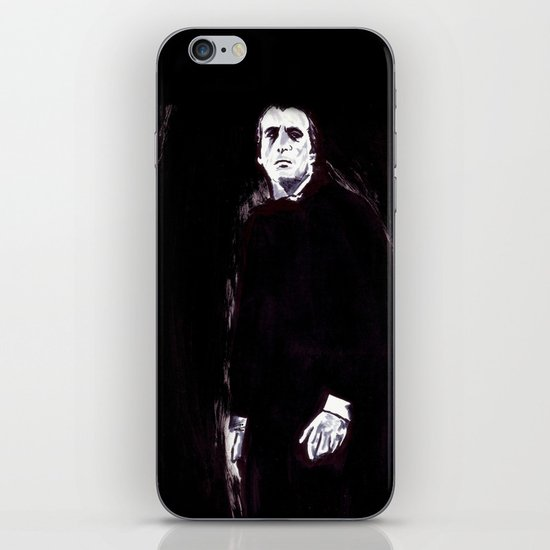 Count Dracula iPhone & iPod Skin