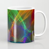 lightning Mugs featuring lightning by donphil