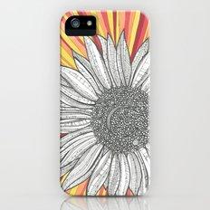 Sunflower Burst iPhone (5, 5s) Slim Case