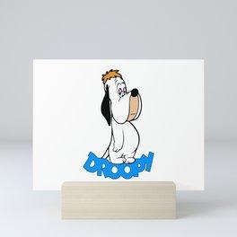 Droopy Mini Art Print