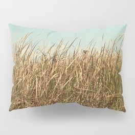 Texas Prairie Grass Pillow Sham