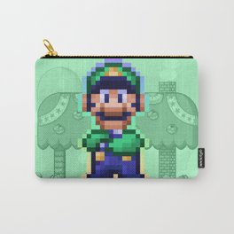 Luigi Bro Carry-All Pouch