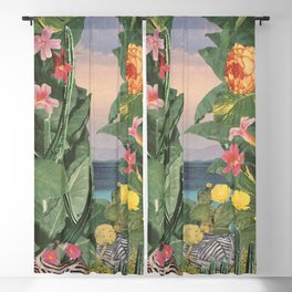 Botanical Cove Blackout Curtain