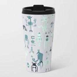 Monsters! Travel Mug