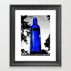 Liquid skyy Framed Art Print