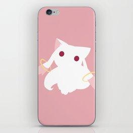 Kyubey iPhone Skin