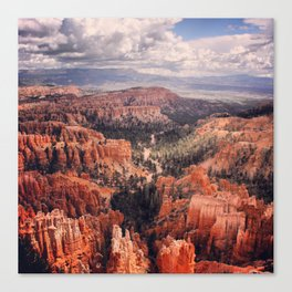 Bryce Canyon Canvas Print
