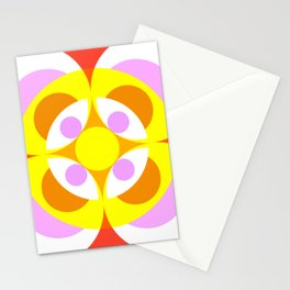 Atepomaros - Colorful Abstract Art Stationery Cards