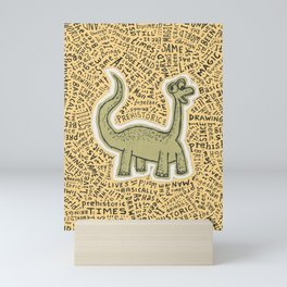 Prehistoric (2018) Mini Art Print