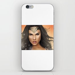 Gal Gadot iPhone Skin